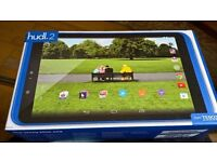 Hudl 2* The Jazzy Blue One 8.3 inch screen in like new condition