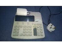 Texas Instruments TI-5034SV Superview Printing Calculator