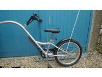 Revolution Trailer Bike for child