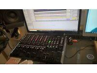VESTAX VCM600 ABLETON PROFESSIONAL MIDI MIXER