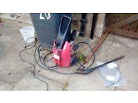 Sealy heavy duty power washer.