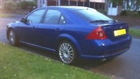 Parts ford Mondeo st performance blue