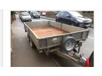 Ifor Williams 12x6ft trailer
