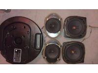Bose Sound system & Amplifier Mazda 6 Saloon Or Estate 2005/2010