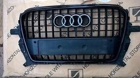 Audi Q5 Black Grille