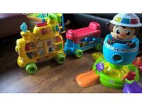 large bundle baby toys