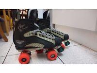 Mission Boot Size 10 Quad RollerSkates