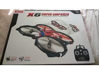 NEW IN THE BOX QUADCOPTER LARGE