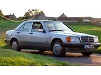 Mercedes 190e 2.0 1991