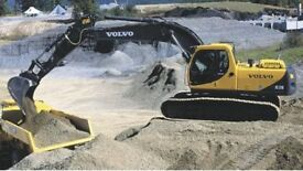 2000 Volvo EC 210 only 10k hours 2 owners +++ 2 buckets +++