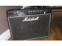 marshall masterlead 30watt combo amplifier 1970s/1980s vintage amplifier