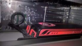 Mac Pro (Mid 2010) Intel Xeon Quad core 3.2ghz, 12gb RAM, 2TB HDD, ATI Radeon 5770 1gb, OSX 10.12.