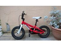 "Kids 12"" Hotrock Specialized Red Bike"