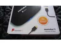 Freeview box brand new never been used cost 49.99