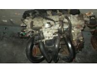 Toyota yaris 2001 1.0 vti engine