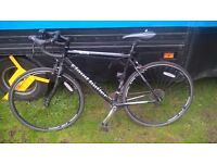 Claud Butler Road Bike - 1 year old, bought for £329.99