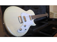 2008 Taylor solid-body guitar