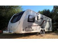 Swift Conqueror 645 with awning and other extras