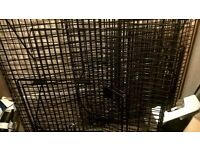 Heavy Duty Wire Dog Crate For Sale