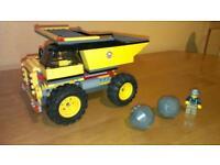 Lego City 'Mining / Dumper Truck' 4202