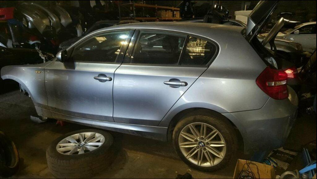 BMW 118 M-Sport 2011 2.0 Diesel For Breaking - CALL NOW!!!