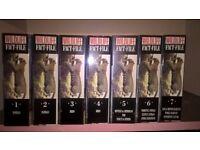 Wildlife Factfile - Complete Volumes 1 - 7