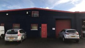 3,431 sqft Industrial Unit to Let near Merry Hill For £430 plus VAT per week