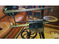 Fret Saw The GEM Coping Saw Antique Working Display/Window Dressing
