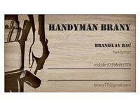 Handyman Brany