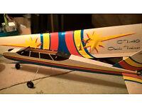 CT-40 Classic Trainer Model Aeroplane