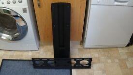 Alphason Chromium TV unit bracket