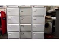 Silverline Filing Cabinet