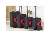 Brand new family Suitcases