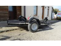 motorcycle quad trailer