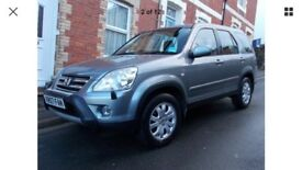 Honda CR-V 2007 automatic excellent condition and drives very smooth full history low mileage