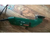 BOSCH PDA 100 CORDED ELECTRIC DETAIL SANDER FULLY WORKING