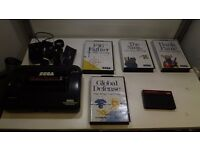 Sega Master System 2 Alex the kid, complete with 1 controller several games 1 months warranty