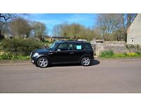 Black Mini One Clubman, 1.4 Petrol, 12 Months MOT, Just Serviced