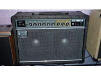 Roland Jazz Chorus 40 Guitar Amplifier.