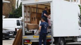 MAN & VAN FROM £20, HOUSE & OFFICE BUSINESS MOVES, STUDENT REMOVALS, 24/7 DELIVERY