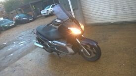 125cc Yamaha Xmax,good condition