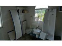 Bathroom suite + extras