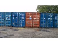20 ft container for rent