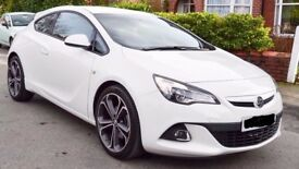 Astra GTC Limited Edition 20' Alloys 3drs-£8K -MLG25k- Leather/Heated Seats - Excelent Condition!