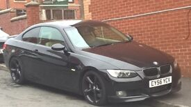 ===BMW 335D COUPE HUGE SPEC FSH====OPEN TO OFFERS=NOT 330, 320 , 325,520,530,318,420,430
