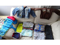 Loads of boys clothes ( 2 to 3 years) for sale