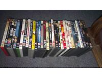 Job Lot DVD's 31 DVD's Some Great Films here