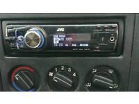 Top range jvc cd 2usb aux Bluetooth