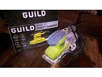 Guild 200w sheet / power sander. £15