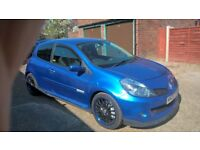 for sale Renault Clio 197 sport 200bhp